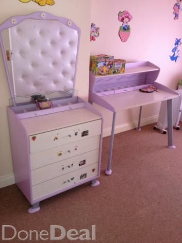 Girls Furniture For Sale In Dublin EUR90