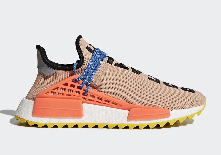 Pharrell adidas NMD Human Race Trail