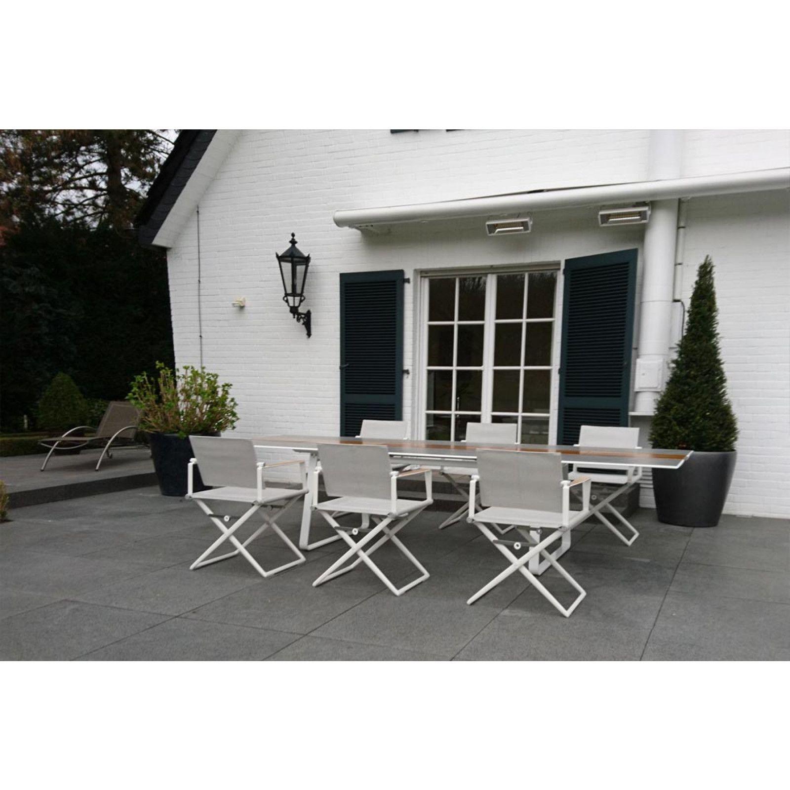 Dedon Seax Armlehnstuhl Klappbar Gartenmobel Design