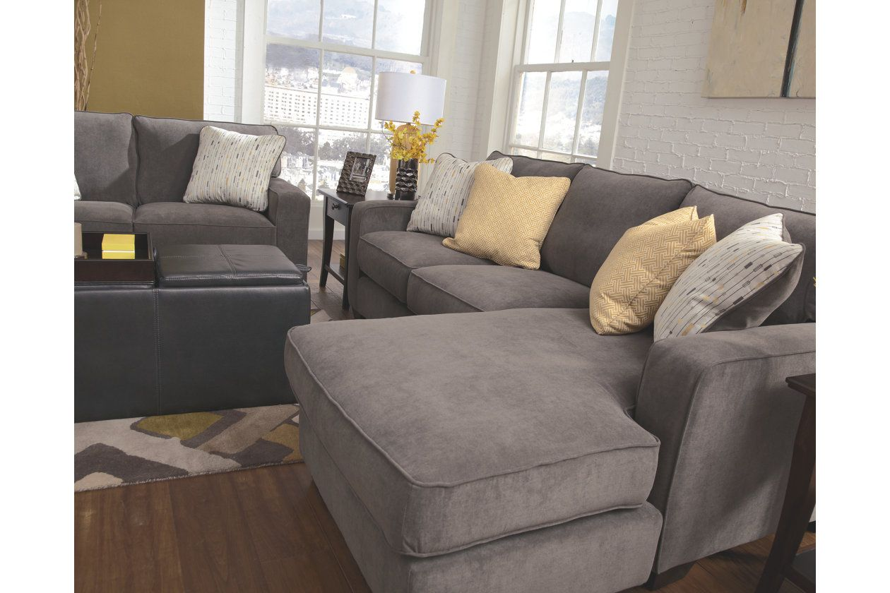 Hodan Sofa Chaise With Images Living Room Sofa Furniture