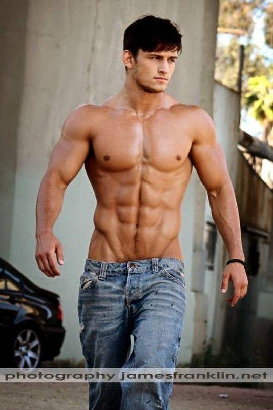 Man hot butt nude