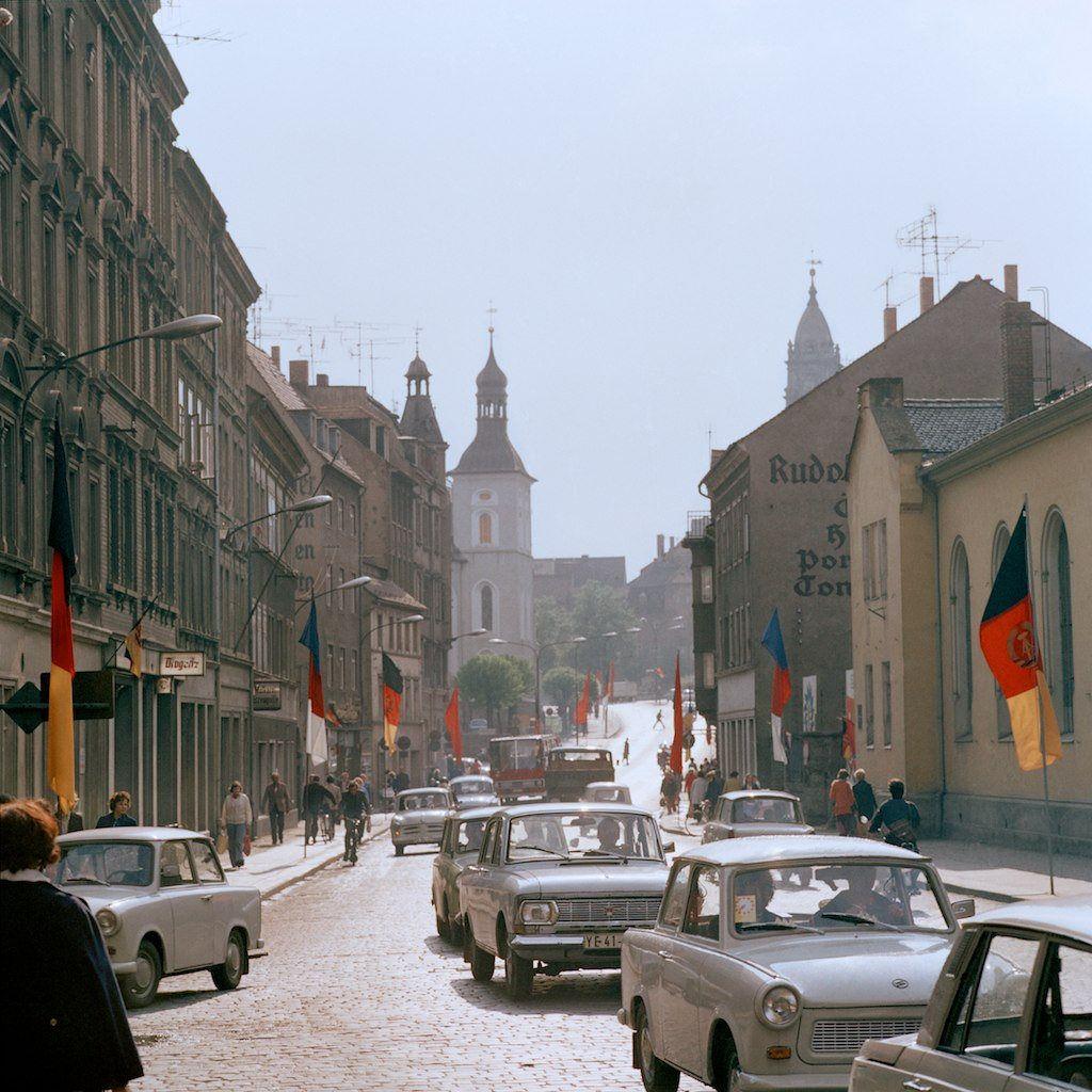 15876 3 East Germany East German Car Germany