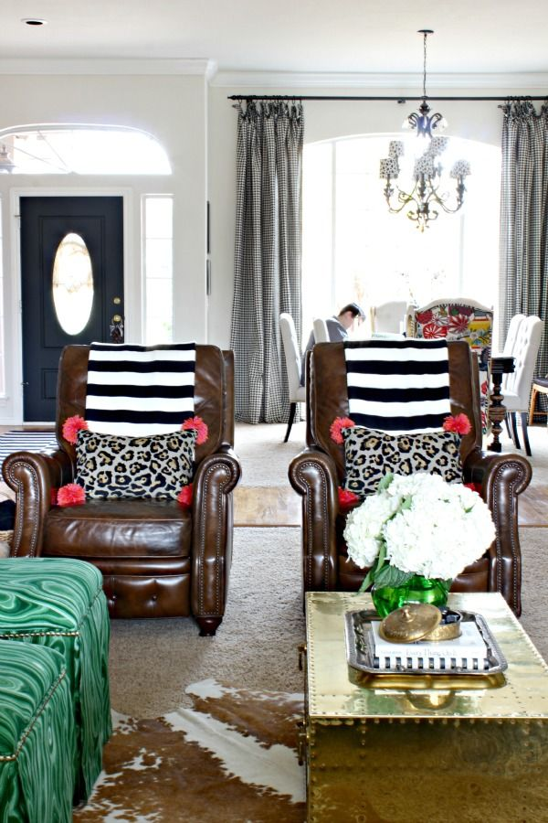 A Home And Lifestyle Blog Focusing On Home Decor And Styling Design Diy Projects As Leather Couches Living Room Living Room Leather Brown Leather Furniture
