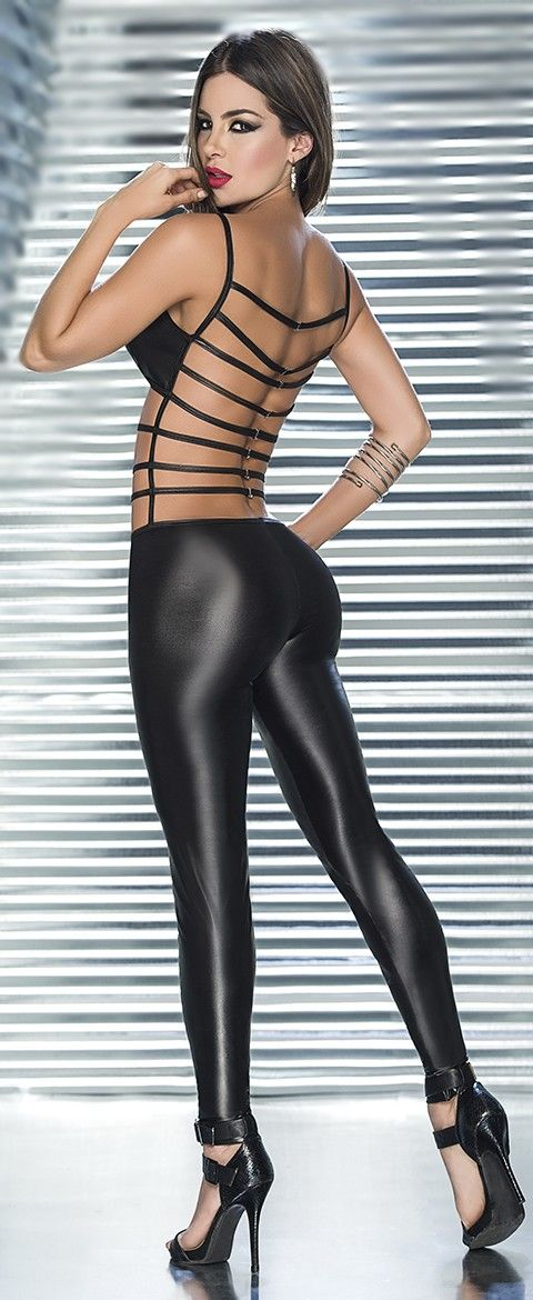 Very Hot Babe Tight Trousers