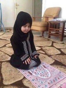 Desain Model Baju Muslim Anak Perempuan | Anak perempuan ...