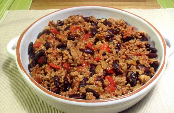 Chili Con Carne Weight watchers – Recette Weight watchers