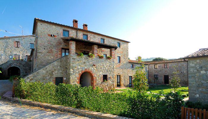 Agriturismo La Casa Colonica a Tuoro sul Trasimeno (Perugia) - Umbria