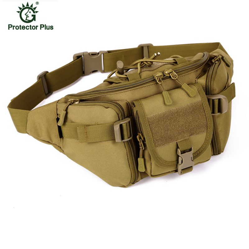 Women Men Camo Sports Shoulder Waist Bag Fanny Chest Packs Crossbody Nylon Bags