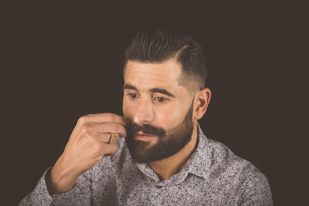 En una tendencia ascendente peinados tupe Galería de cortes de pelo estilo - Pin en Peinados TUPÉ para Hombres modernos