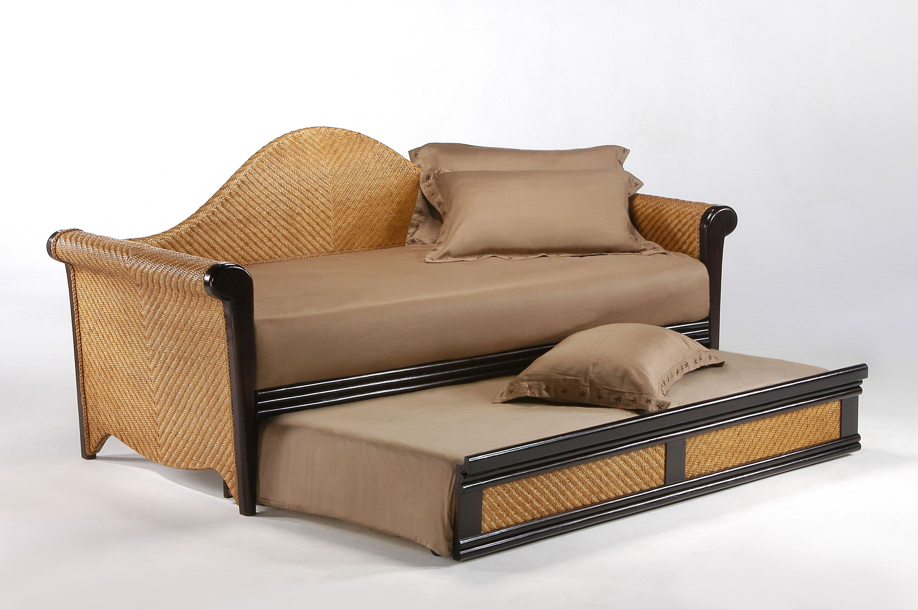 Rosebud Daybed Frame in 2020 Daybed with trundle
