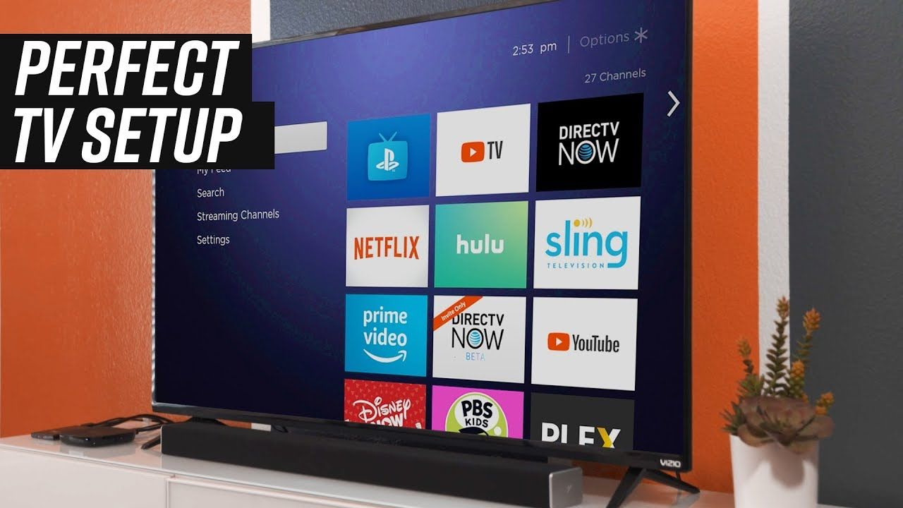 The Perfect TV Setup Without Breaking the Bank Tv