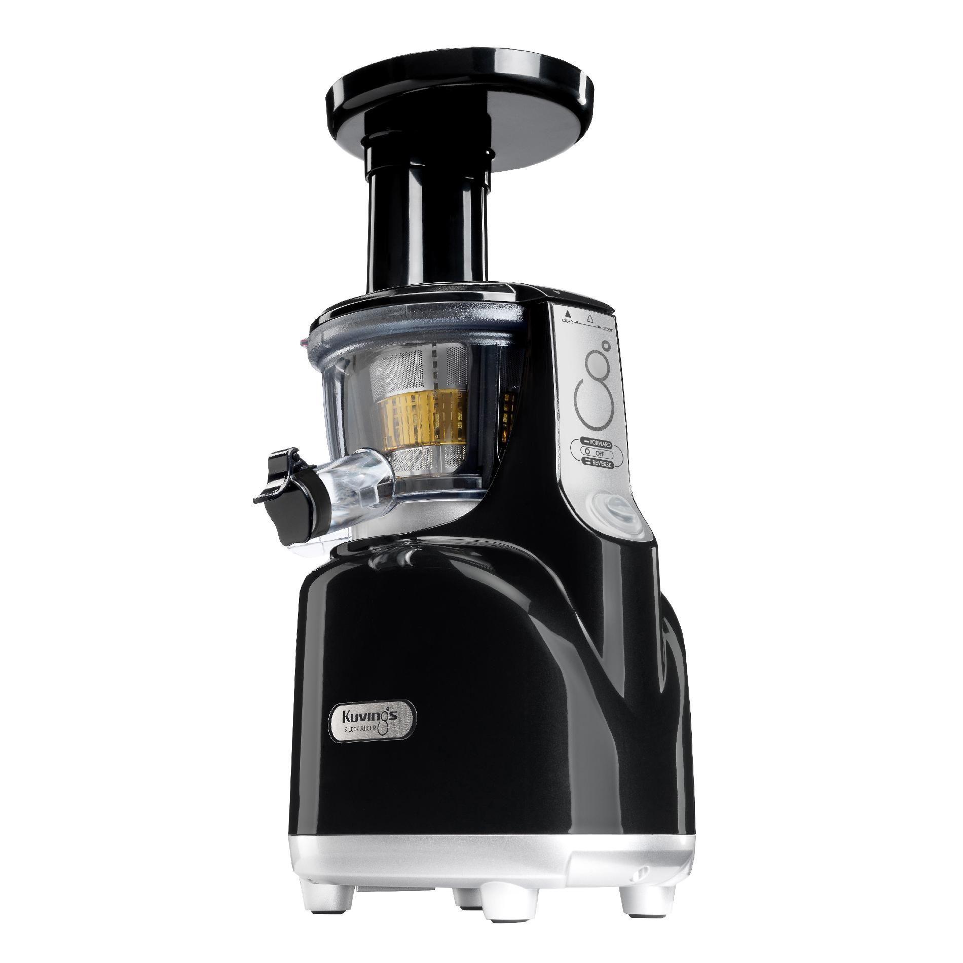 kuvings sc series silent juicer black 901se products pinterest