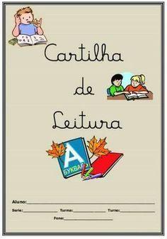 Cartilha De Leitura Para Imprimir Ensino Da Leitura Leitura
