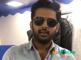 Nithiin S Role Revealed In Bheeshma Mens Sunglasses Reveal Role