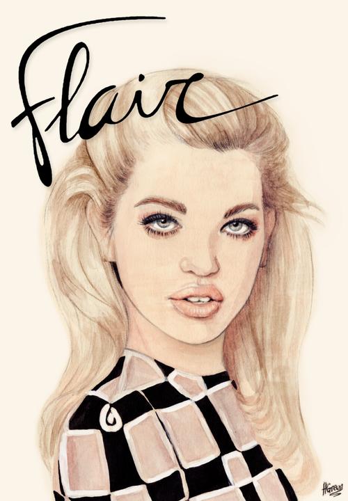 Helen Green | via Tumblr