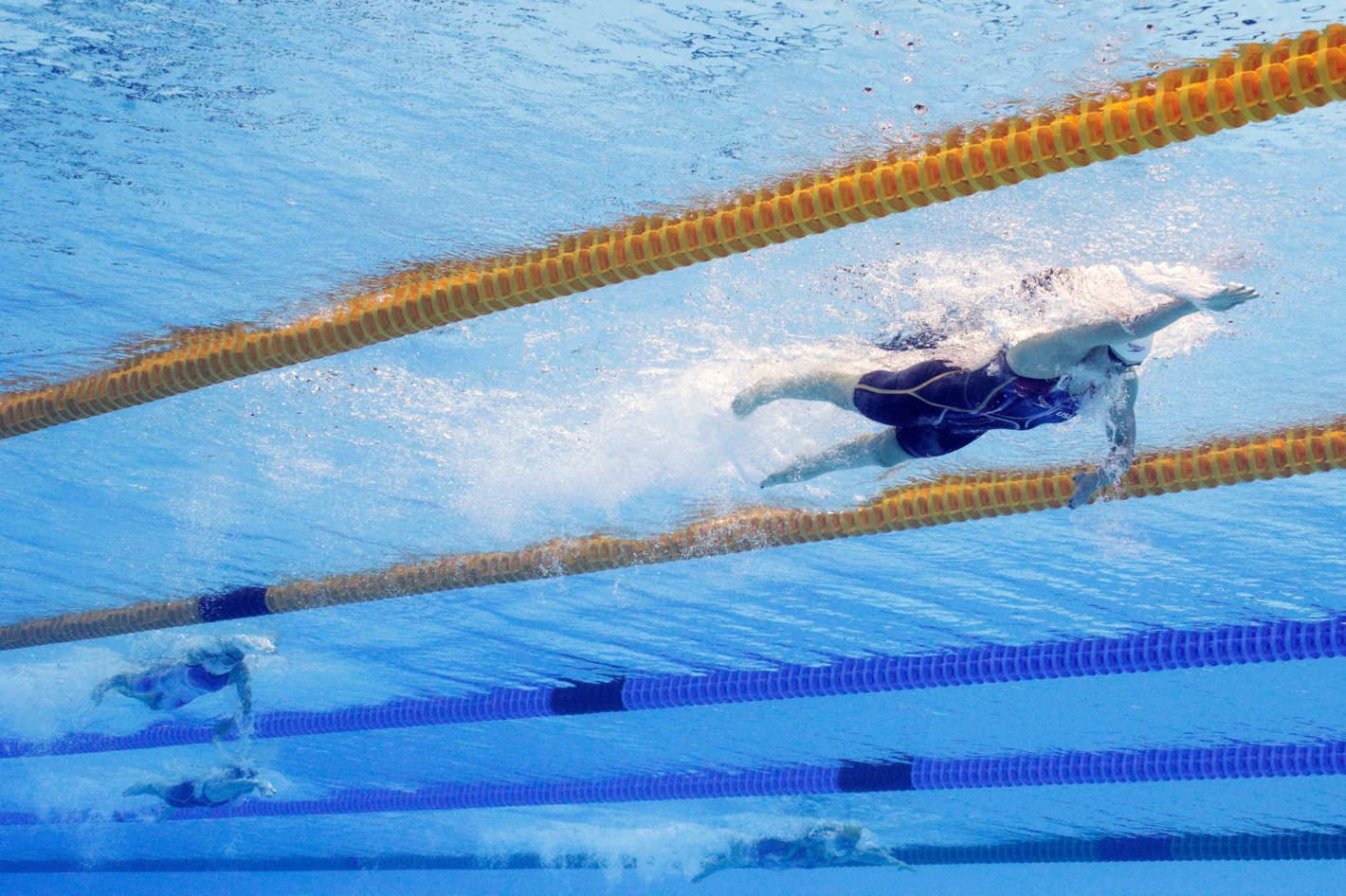 Olympic Champions' Minds Are Quieter Than Yours -- Science of Us