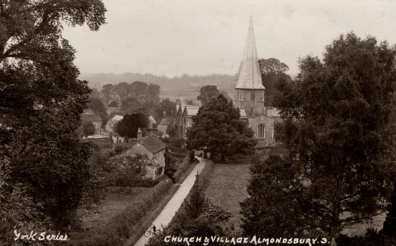city of almondsbury, england