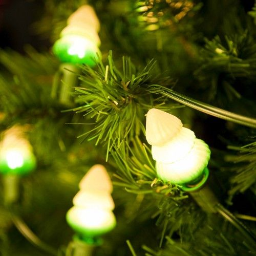 The Pine Tree Light Set Is An Adorable Addition To Your