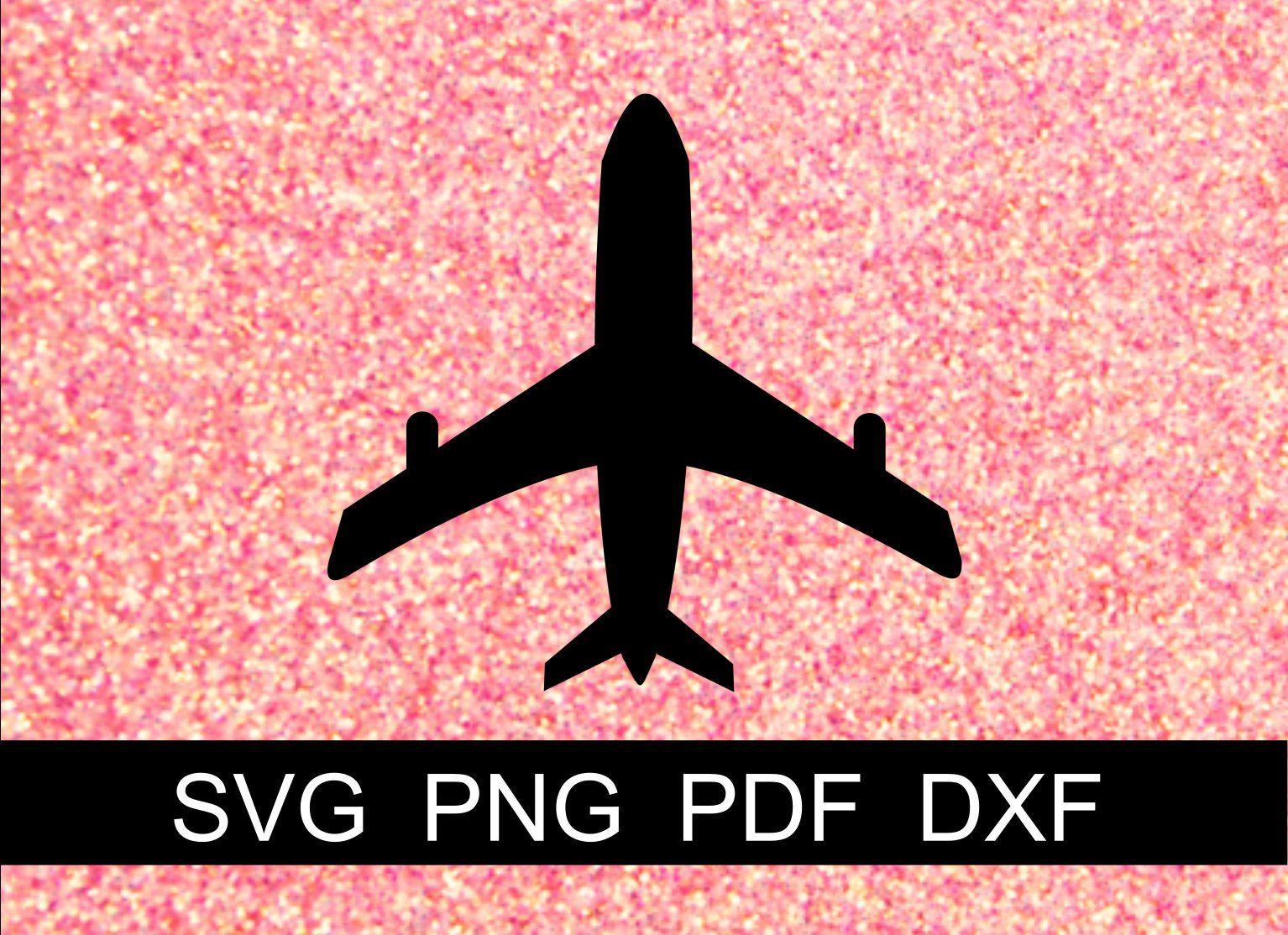 Travel functional planner sticker Plane SVG Plane PNG Travel Clip