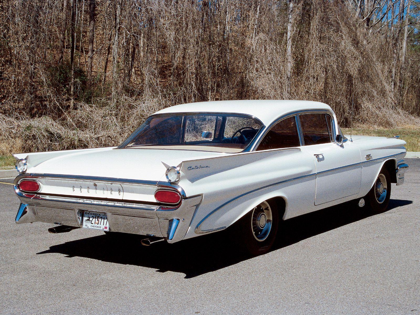 1959 Pontiac 2 Door Ht