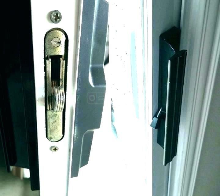 Sliding Door Handle Slider Door Lock Repair Sliding Replacement Removal Replace Replacing Patio Loc In 2020 Painted Front Doors Sliding Glass Door Front Door Makeover