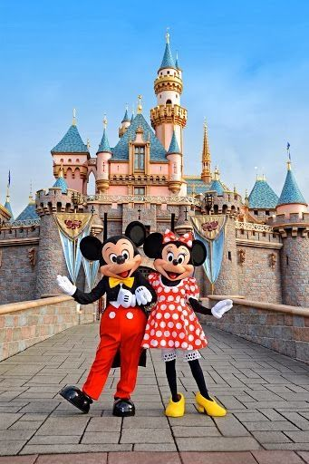 ❤ Disney - Mickey and Minnie ❤