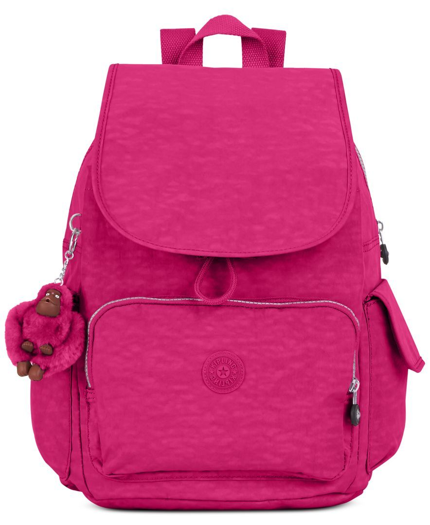 24dc0ea5d Kipling Ravier Backpack Sonhos, Mochila Kipling, Sacola Kipling, Sacos De  Mochila, Moda