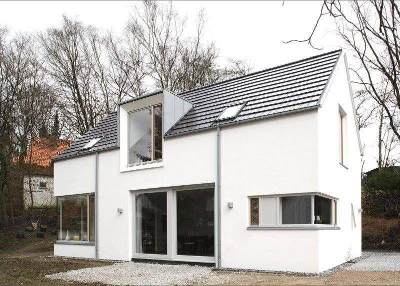 wohnhaus katzenstra e kirchdornberg bielefeld dachgaube architektur pinterest haus. Black Bedroom Furniture Sets. Home Design Ideas
