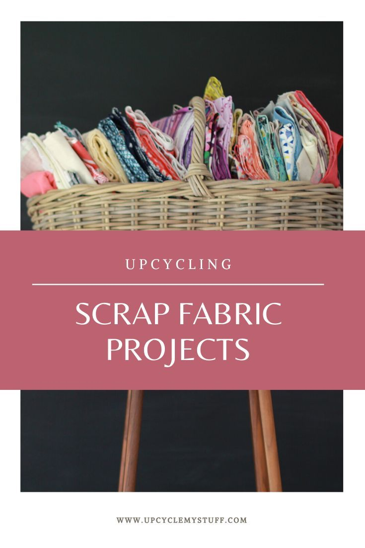 17 Brilliant Scrap Fabric Project Ideas