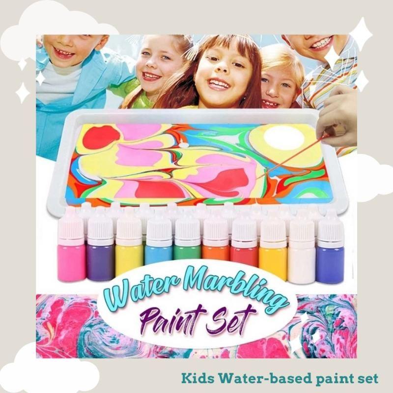 Kids Water-based paint set ?