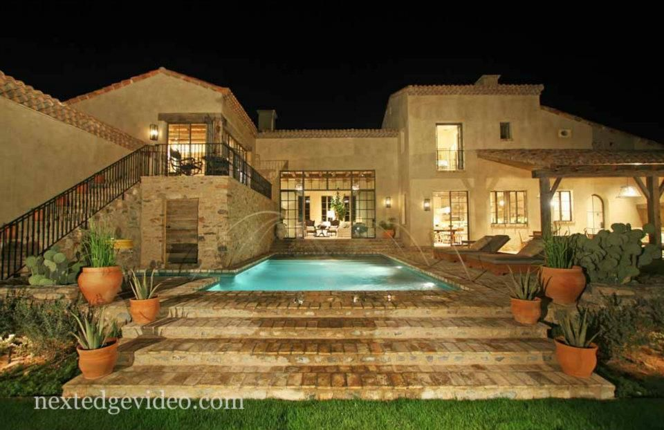 Classic French Farmhouse in Silverleaf in Scottsdale, Arizona. Built & Developed by Linthicum Living. Listed by The Moen Group. You can see the entire video tour here. http://youtu.be/xrhE10Hon9Q