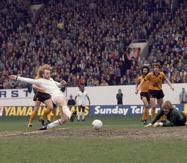Archibald Scores V Wolves In The FA Cup Semi Final 1981 Match Ended 2 After Referee Clive Thomas An Earlier Welsh Version Of Howard Webb Gave A