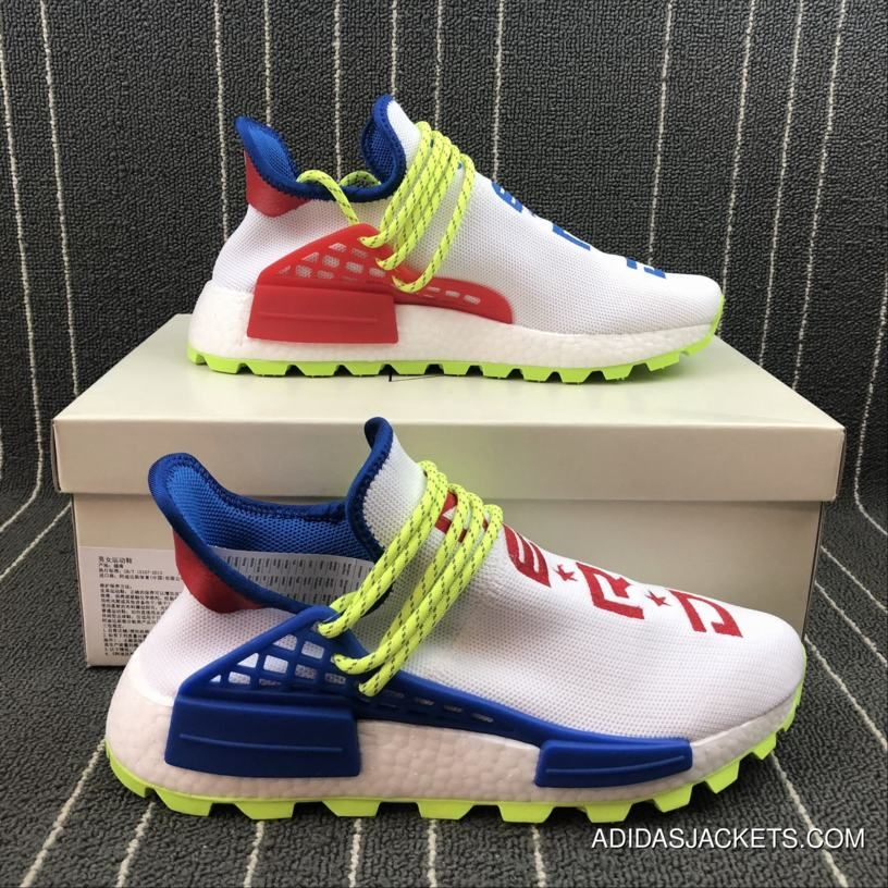 bad98710661ac New Year Deals Pharrell X NERD X Adidas NMD Hu