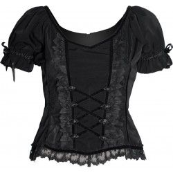 Gothic top by Sinister