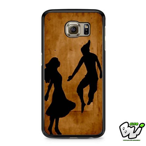 Peter Pan Quote Samsung Galaxy S6 Case