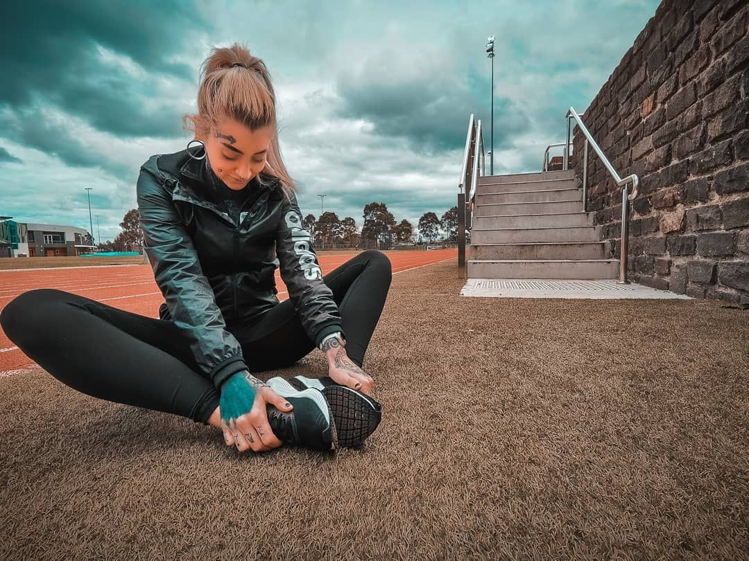 Down at the track with @paigetattoos  #portrait_vision #portrait_mood #portraitgasm #portraitcentral...