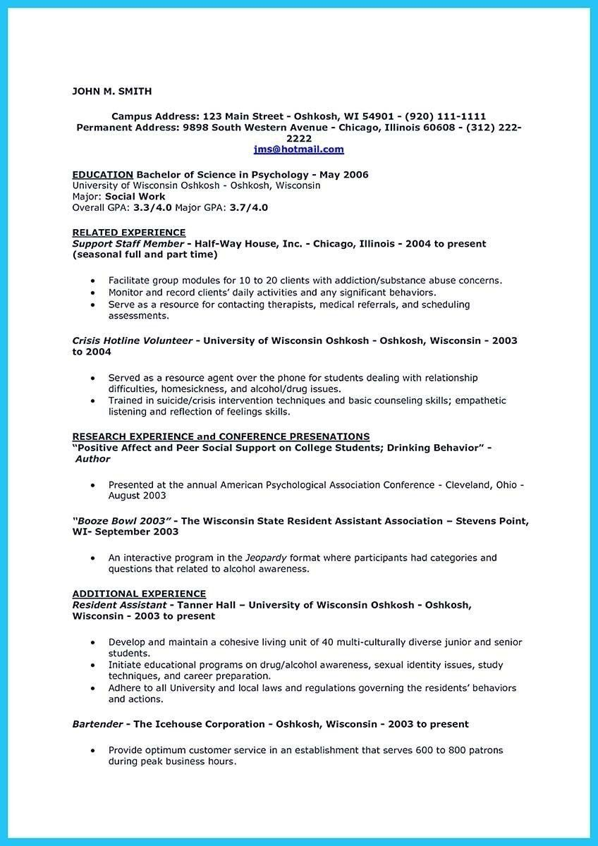 32 Fresh Resident assistant Resume Examples in 2020
