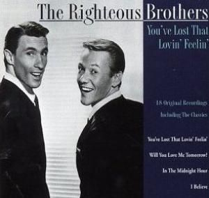 "Top 100 Pop Songs Of All Time: Righteous Brothers - ""You've Lost That Lovin' Feelin'"" (1964)"