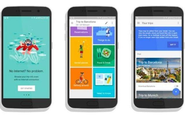 Ecco Google Trips, l'app fatta per chi ama viaggiare Purtroppo non sono riuscito a reperire l'apk (l'eseguibile) di Google Trips nemmeno su Apk Mirror, ove, in generale, si trova sempre di tutto. Vuol dire che la beta non è pubblica ed è riservata. Chi #google #viaggi