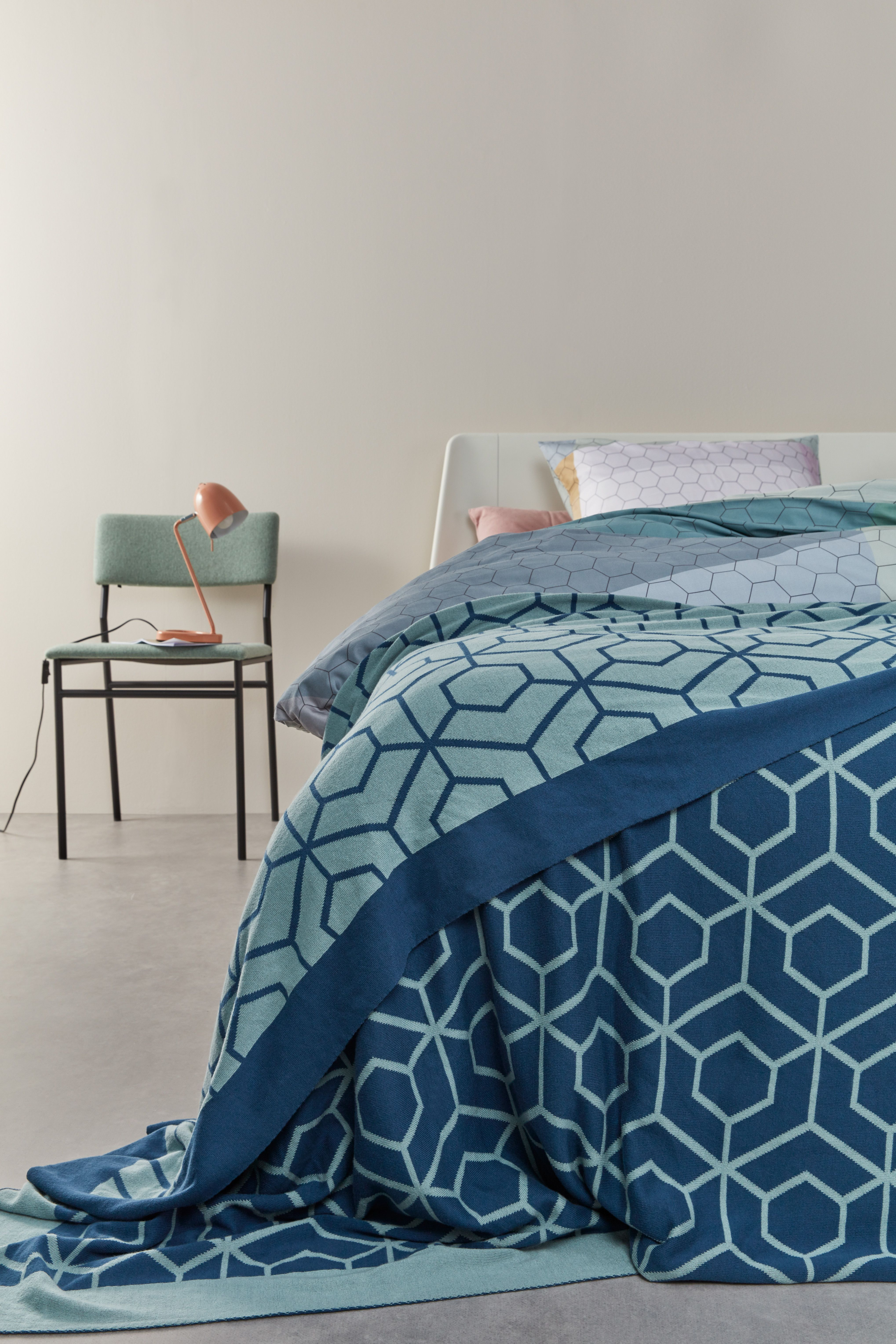 Aristotle bedsheets from the spring collection 2018 by Auping ...
