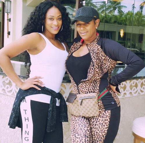 I M Not Here To Start Drama Evelyn Lozada Is Out But Tami Roman Is In For Basketball Wives La Basketball Wives La Evelyn Lozada Basketball Wives