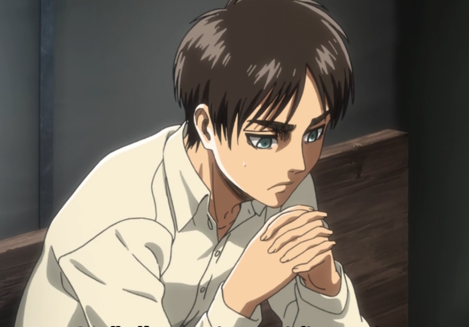 Eren Jaeger AoT season 3 Attack on titan anime, Eren jaeger