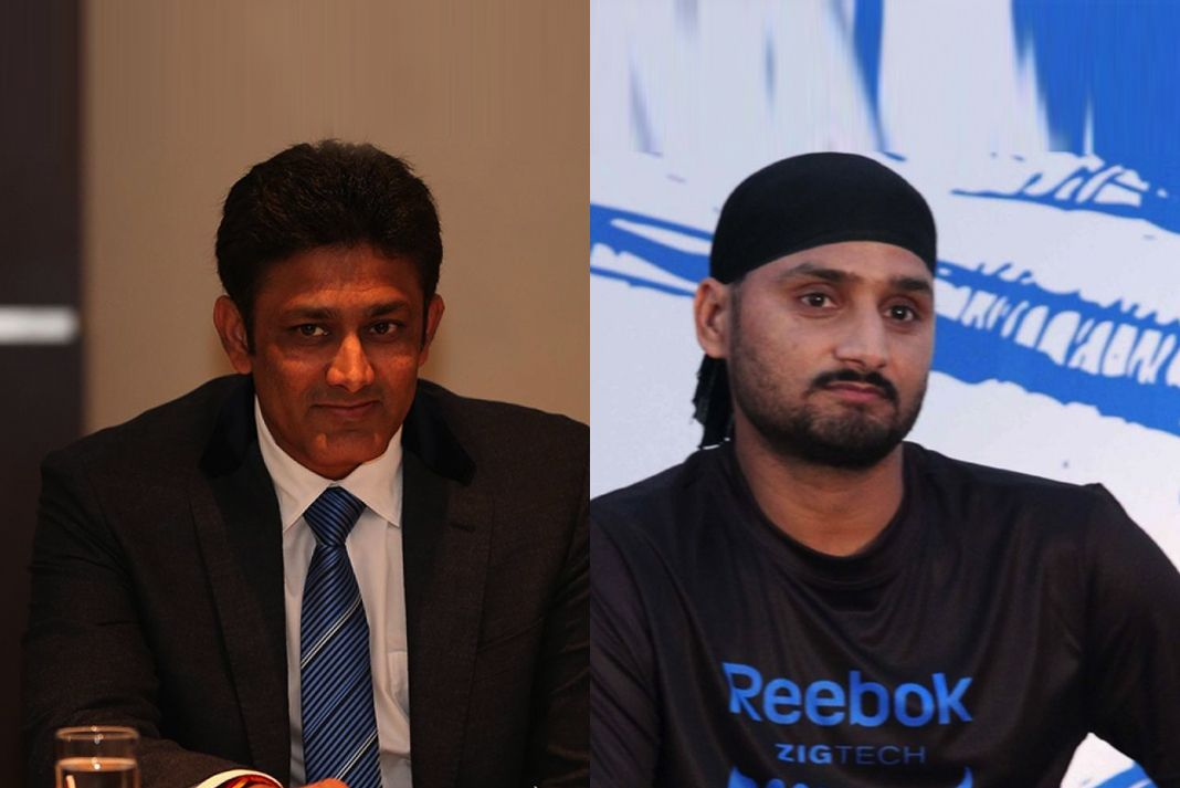 Harbhajan has recently written to Kumble about the