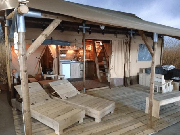Camp Langholz: Chillparadies am Ostseestrand #strandhuis
