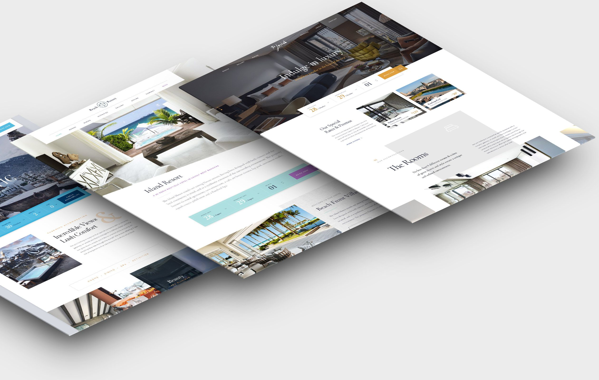 Download Haven – Hotel WordPress Theme (Travel) | WordPress ...