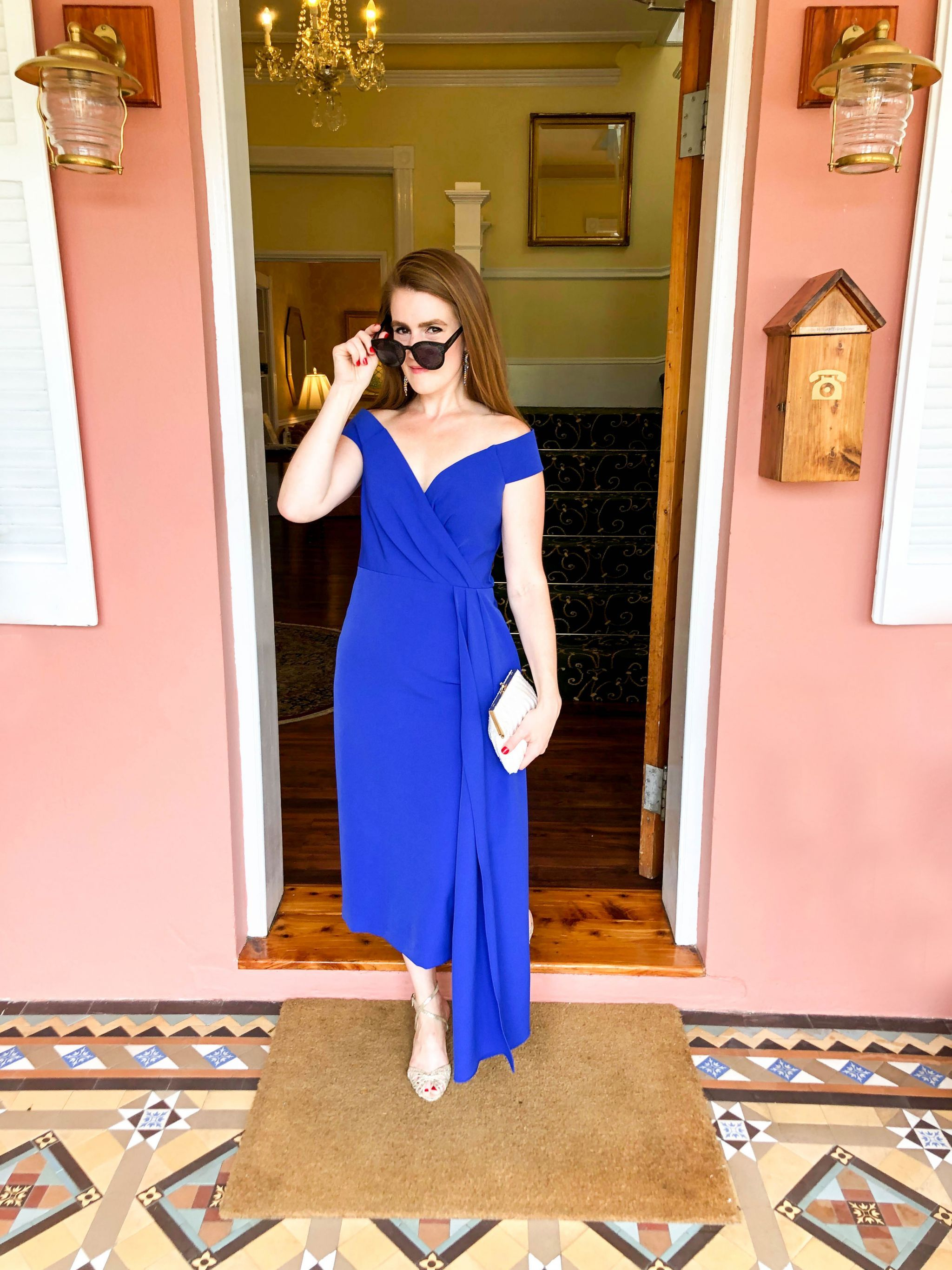 What To Wear To A Summer Black Tie Wedding In Bermuda Heather Bien Dresses To Wear To A Wedding Black Tie Dress Wedding Black Tie Wedding [ 2731 x 2048 Pixel ]