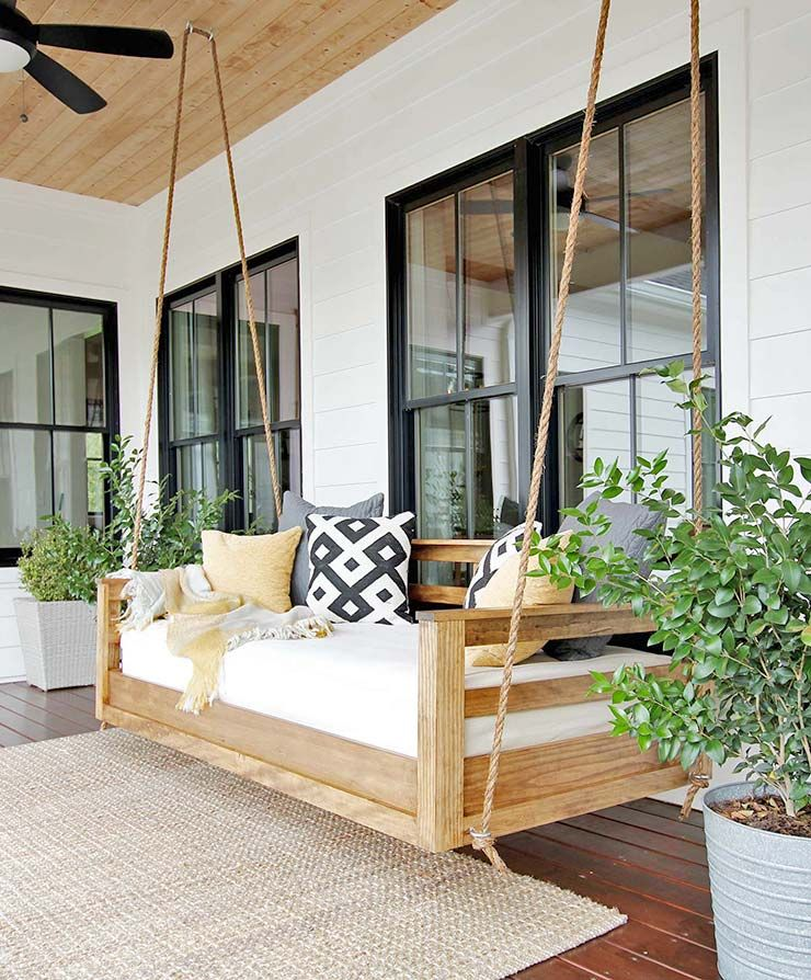 Fresh Fabulous Front Porch And Patio Ideas With Images Porch