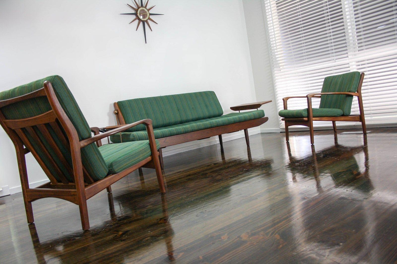Mid Century Modern Furniture Uk mid century toothill uk heals teak sofa day bed retro vintage