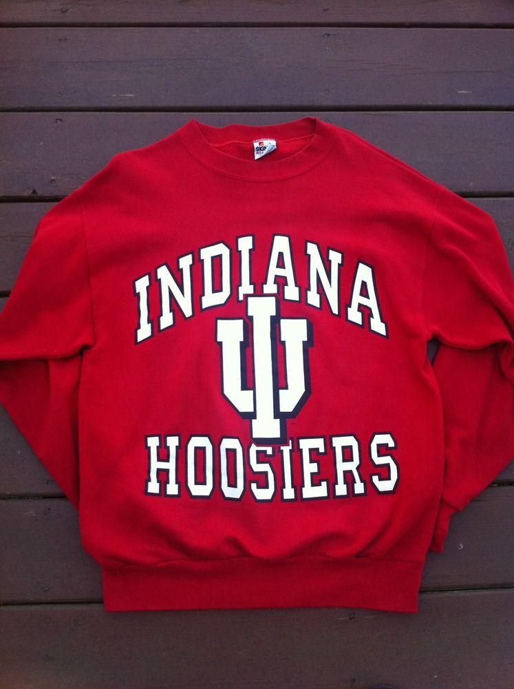 2619c6c2d0 Vintage IU Crewneck Sweater  Mens  Menswear  Vintage Men s Apparel ...