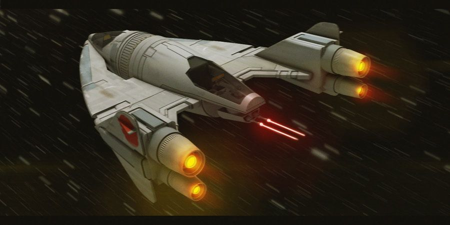 Star Wars Slayn Korpil Fighter 2 by AdamKop on DeviantArt